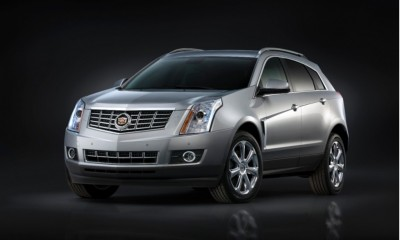 2014 Cadillac SRX Photos