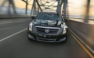 2014 Cadillac XTS Vsport priced from $63,020: Most Powerful V-6 In Its Class