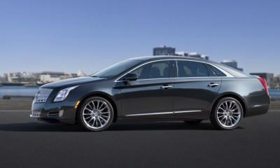 2014 Cadillac XTS Photos