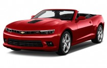 2014 Chevrolet Camaro 2-door Convertible SS w/1SS Angular Front Exterior View