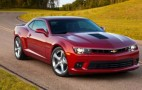 2014 Chevrolet Camaro Leaked Via Television Appearance