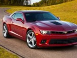 2014 Chevrolet Camaro leaked