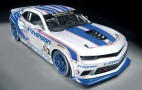2014 Chevrolet Camaro Z/28.R Race Car Revealed
