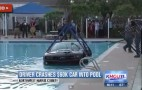 Teen Drives Chevrolet Camaro ZL1 Into Texas Pool: Video