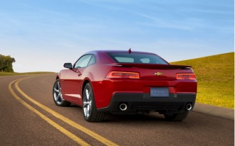 2013-2014 Chevrolet Camaro Recalled For Missing Airbag Labels