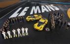 Chevrolet Corvette C7.R Gets Ready For 2014 24 Hours Of Le Mans