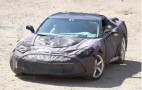 2014 Chevrolet Corvette (C7) Spy Shots