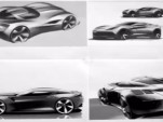 2014 Chevrolet Corvette (C7) teaser