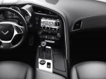 2014 Chevrolet Corvette interior design