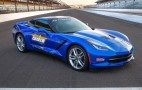 NFL's Jim Harbaugh To Pace Indy 500 In 2014 Corvette Stingray