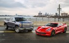 Chevy Corvette Stingray And Silverado Named North American Car And Truck Of The Year
