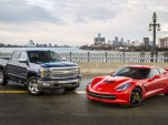 2014 Chevrolet Corvette Stingray and Silverado 1500