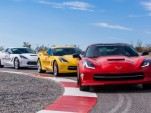2014 Chevrolet Corvette Stingray at Ron Fellows Performance Driving School