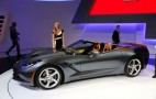 2014 Chevrolet Corvette Stingray Convertible Live Photos & Video From Geneva Debut