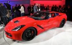 2014 Chevy Corvette Stingray Live Photos From Detroit