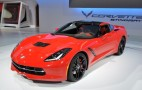 2014 Chevy Corvette Stingray LT1 V-8 Officially Rated At 460 HP