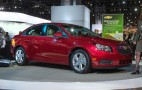 2014 Chevrolet Cruze Clean Turbo Diesel: Chicago Live Photos