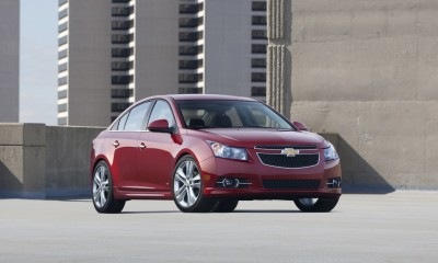 2014 Chevrolet Cruze Photos