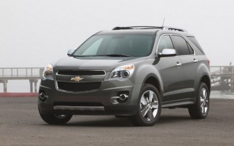 Chevrolet Equinox, GMC Terrain Top Crash Ratings For Midsize SUVs