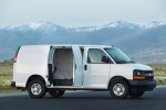 Chevrolet Express, GMC Savana Natural-Gas Vans Recall: Leak Poses Fire Risk