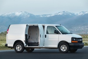 Chevrolet Express, GMC Savana Natural-Gas Vans Recall: Leak Poses Fire Risk