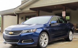 2014 Chevrolet Impala Video Road Test