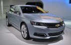 2014 Chevrolet Impala Live Photos: 2012 New York Auto Show