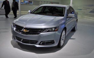 2014 Chevrolet Impala: Walkaround Video