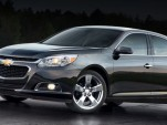 2014 Chevrolet Malibu: 35 MPG Highway, New Safety Tech, More Space