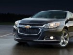 2014 Chevrolet Malibu Gets Start-Stop As Standard, Revised Interior, Updated Styling