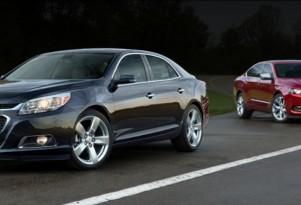 2014 Chevy Malibu Gas Mileage: Making Eco Mild Hybrid Irrelevant, Again?