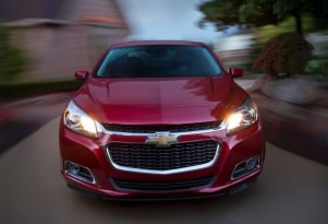 2014 Chevrolet Malibu Eco Mild Hybrid Canceled, Base Model Equals It In MPG