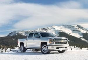 2014 Chevrolet Silverado High Country Priced From $45,100