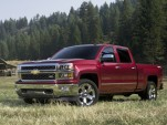 2014 Chevrolet Silverado, GMC Sierra: Better Gas Mileage From More Efficient Engines