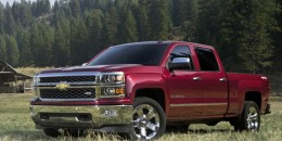 2014-15 Chevrolet Silverado, GMC Sierra recalled to fix seatbelt problem: 1 million trucks affected