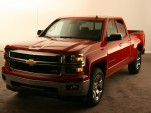 2014 Chevrolet Silverado, 2014 GMC Sierra: Live Photos