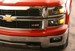 Zero-Emission 2014 Chevy Silverado Model Now Available