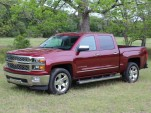 2014 Chevrolet Silverado 1500 LTZ