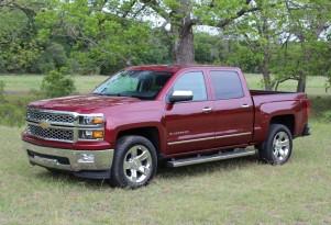 2014 Chevrolet Silverado 1500: First Drive