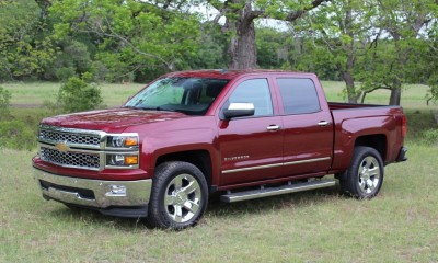2014 Chevrolet Silverado 1500 Photos