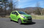 One Million Chevrolet Spark Minicars Sold Globally Since 2009