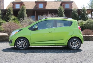 2014 Chevy Spark TSB Fixes Pistons, Transmission Mounts