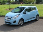 2015 Chevrolet Spark EV Switches Battery Cells; 82-Mile Range Remains