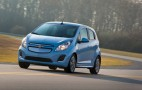 2014 Chevrolet Spark EV Electric Car Priced At $27,495