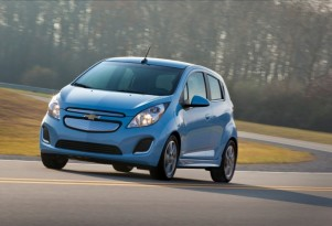 2014 Chevy Spark EV First With CCS Quick-Charge Port (As Option)