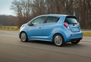 2014 Chevrolet Spark EV Rated At 82 Miles Of Range, 119 MPGe