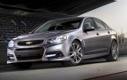 2014 Chevrolet SS Debuts At Daytona International Speedway