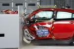 IIHS Tests Small Cars On Small Overlap: Volt Does OK,