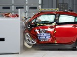2014 Chevrolet Volt - IIHS small front overlap crash test