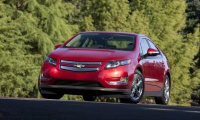 2014 Chevrolet Volt Photos